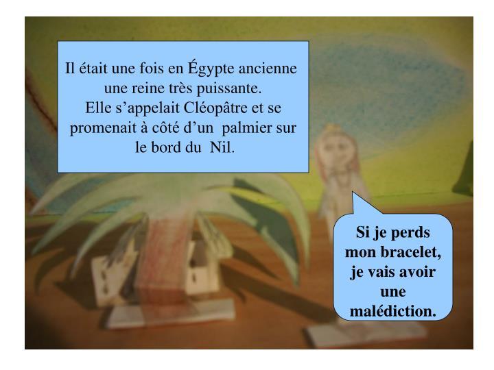 Il était une fois en Égypte ancienne