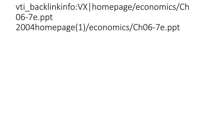 vti_backlinkinfo:VX|homepage/economics/Ch06-7e.ppt 2004homepage(1)/economics/Ch06-7e.ppt