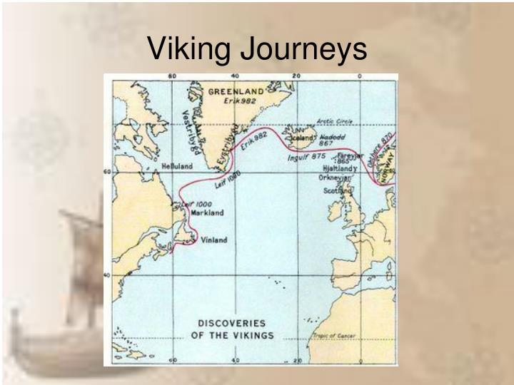 Viking Journeys