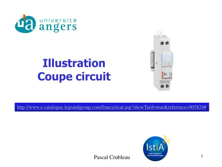 Illustration coupe circuit