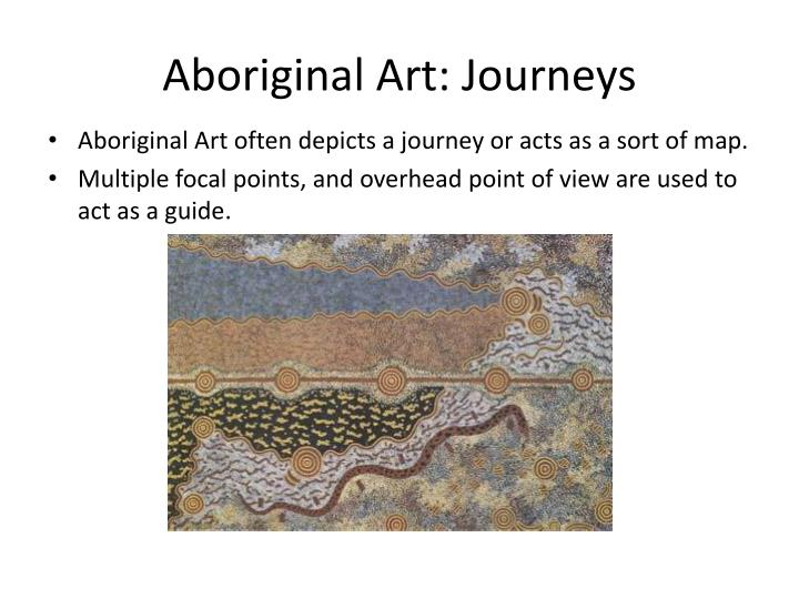 Aboriginal Art: Journeys