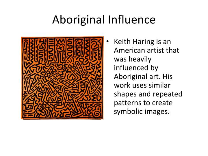 Aboriginal Influence