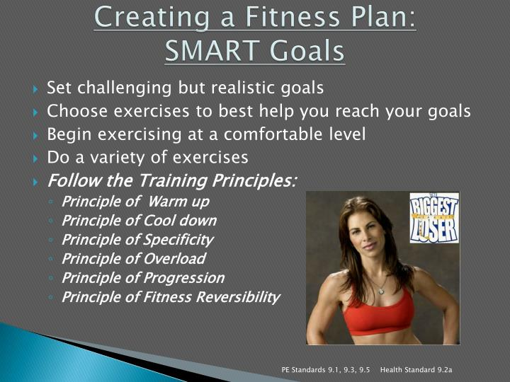 Creating a Fitness Plan