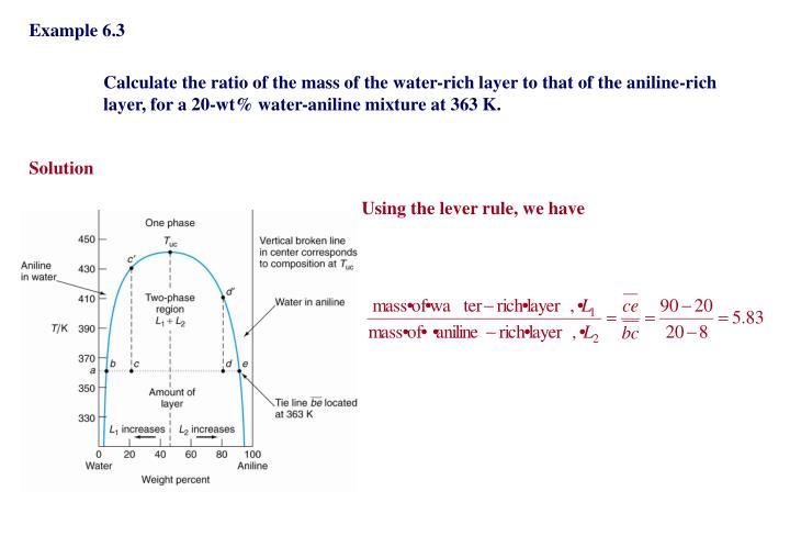 Example 6.3