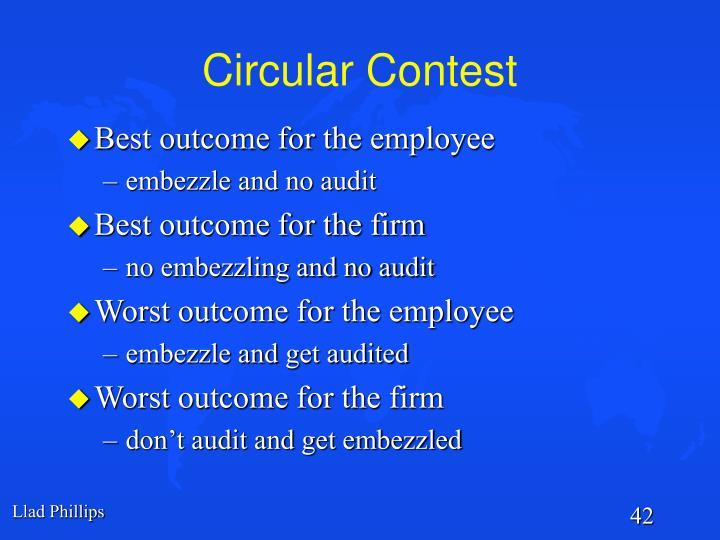 Circular Contest