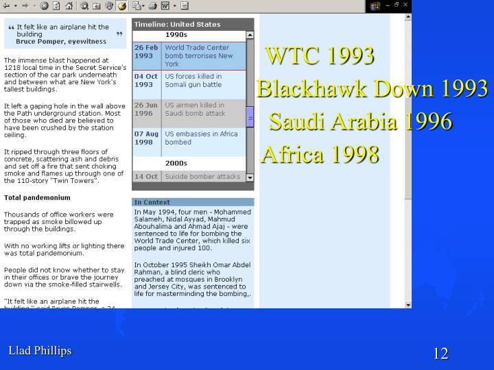 WTC 1993