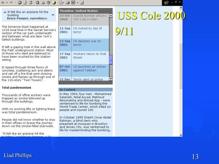 USS Cole 2000