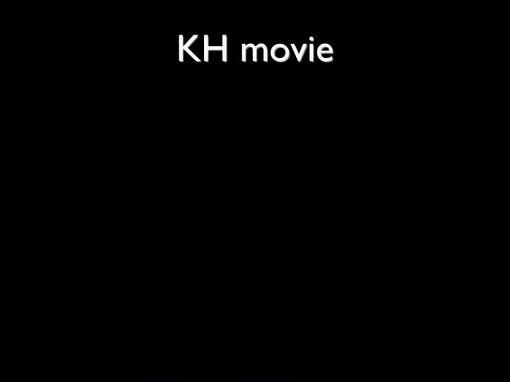 KH movie