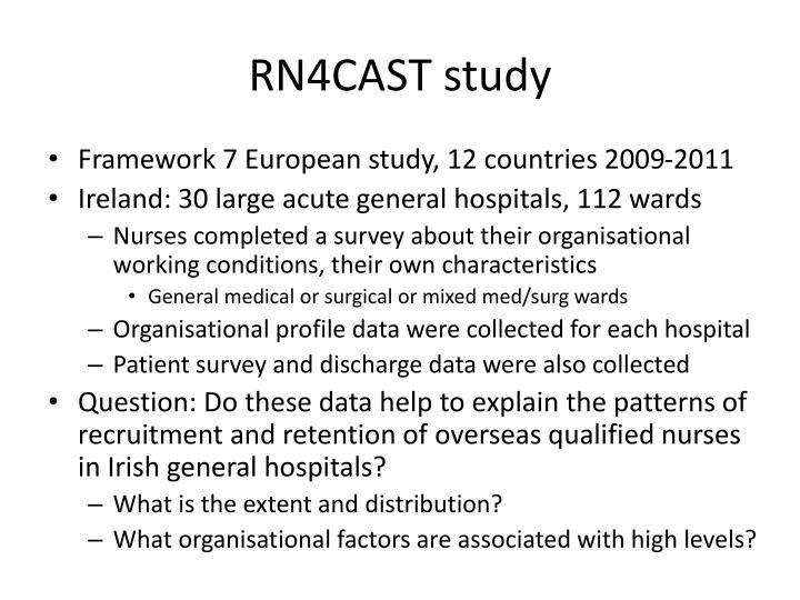 RN4CAST study