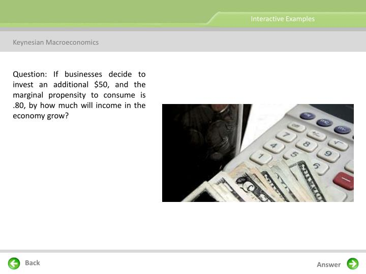 Interactive Examples
