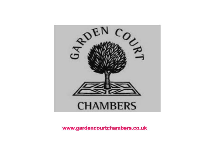 www.gardencourtchambers.co.uk