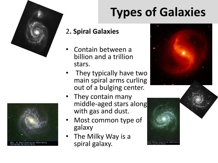 types of two spiral galaxies - photo #17