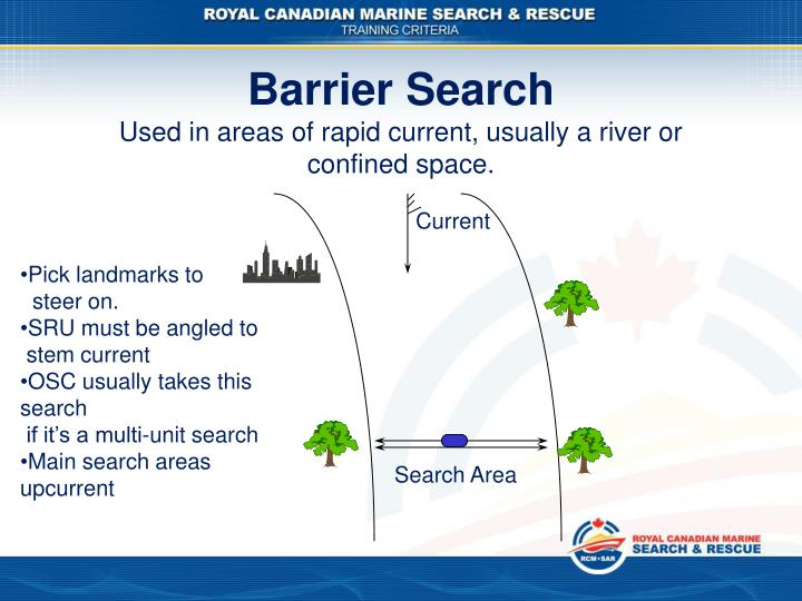 Barrier Search