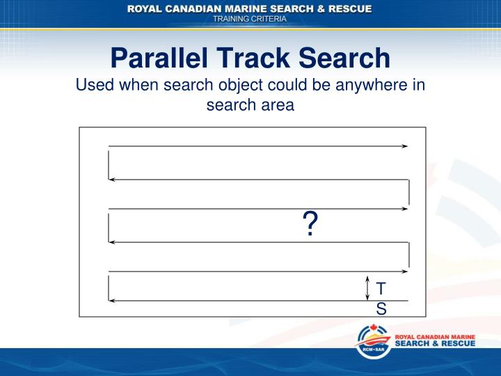 Parallel Track Search