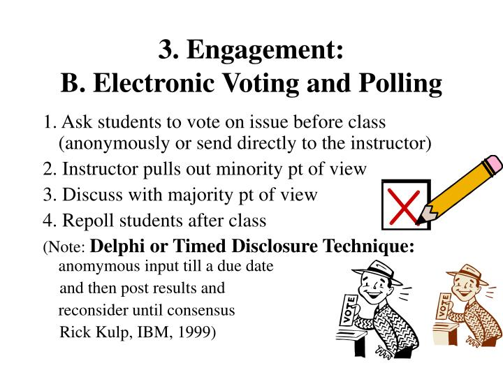 3. Engagement: