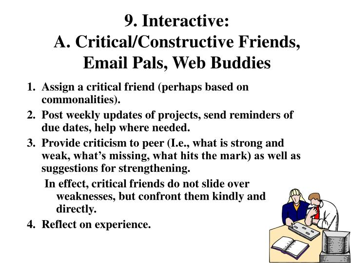 9. Interactive: