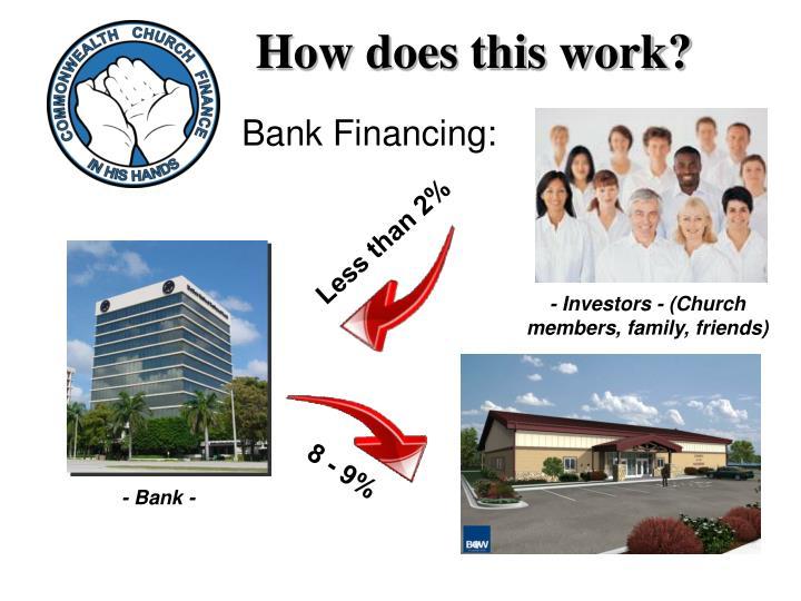 - Bank -
