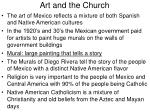art and the church