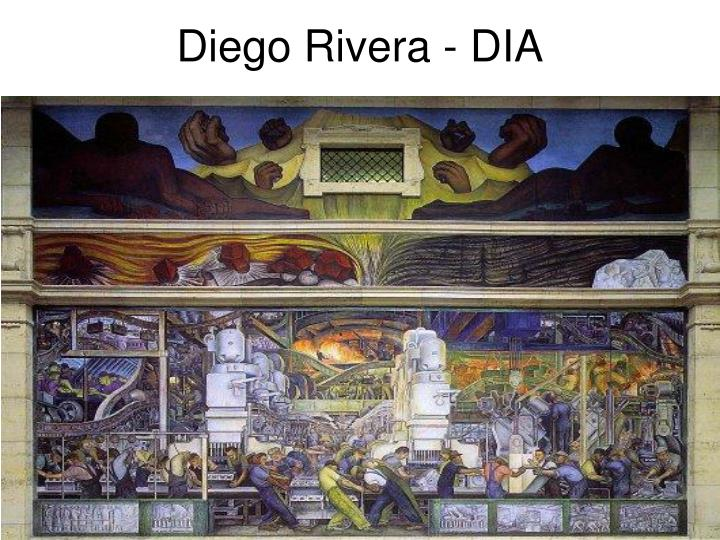 Diego Rivera - DIA