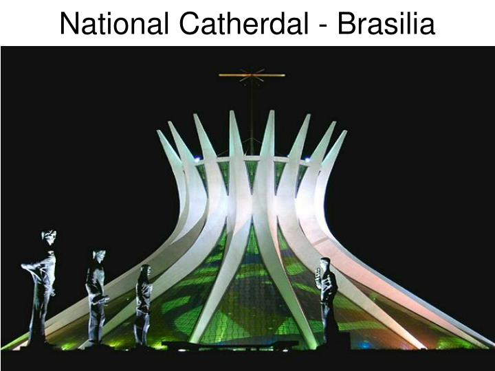 National Catherdal - Brasilia