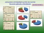 an lisis e interpretaci n de datos encuesta aplicada a estudiantes2