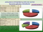 an lisis e interpretaci n de datos encuesta aplicada a estudiantes4