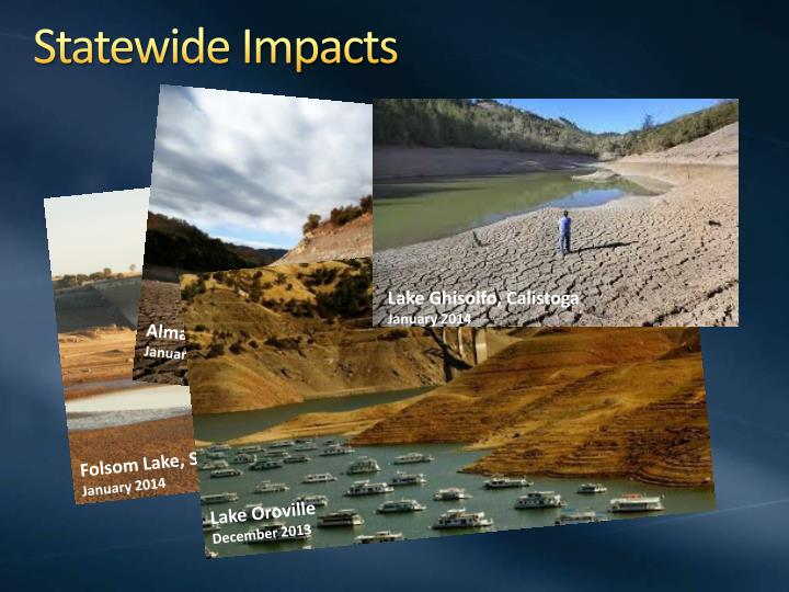 Statewide Impacts
