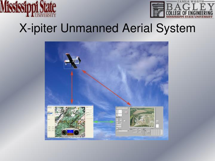 X-ipiter Unmanned Aerial System
