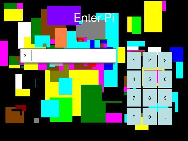 Enter Pi