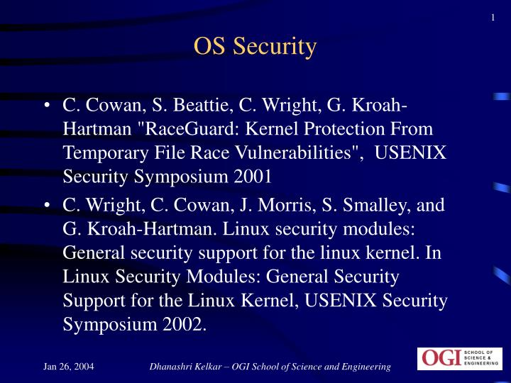 Os security1