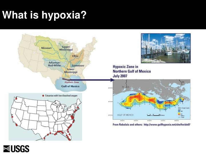 What is hypoxia?