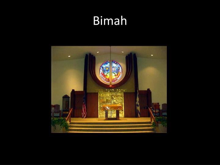 Bimah