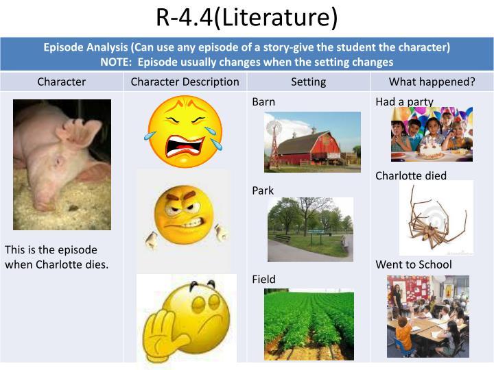 R-4.4(Literature)