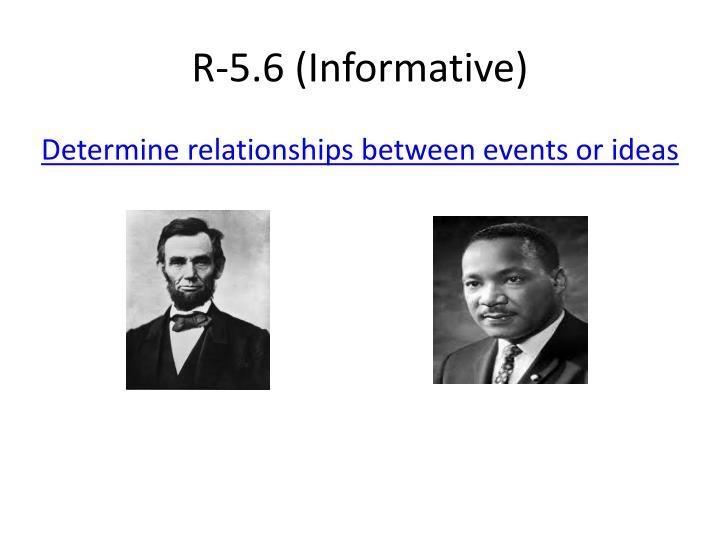 R-5.6 (Informative)