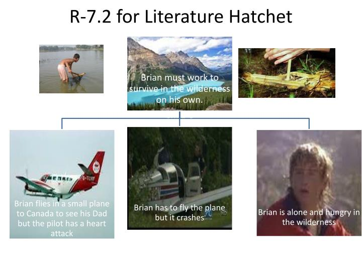 R-7.2 for Literature Hatchet
