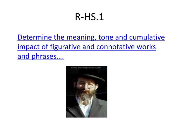 R-HS.1