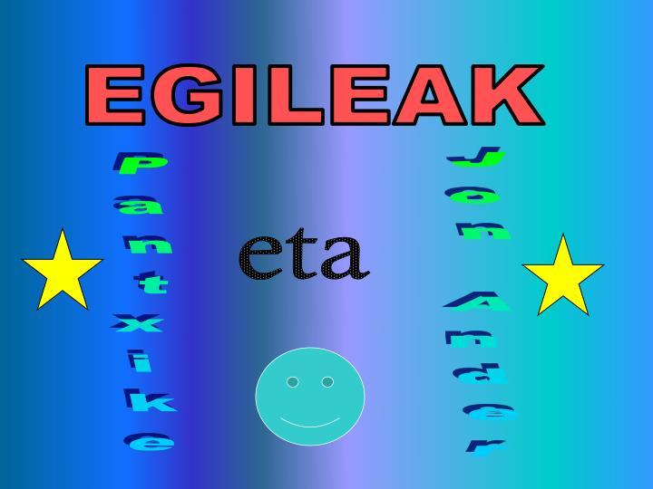 EGILEAK