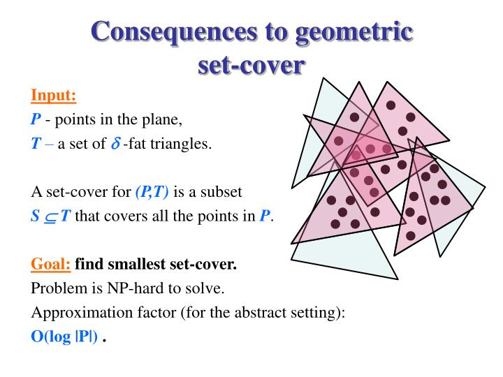 Consequences to geometric