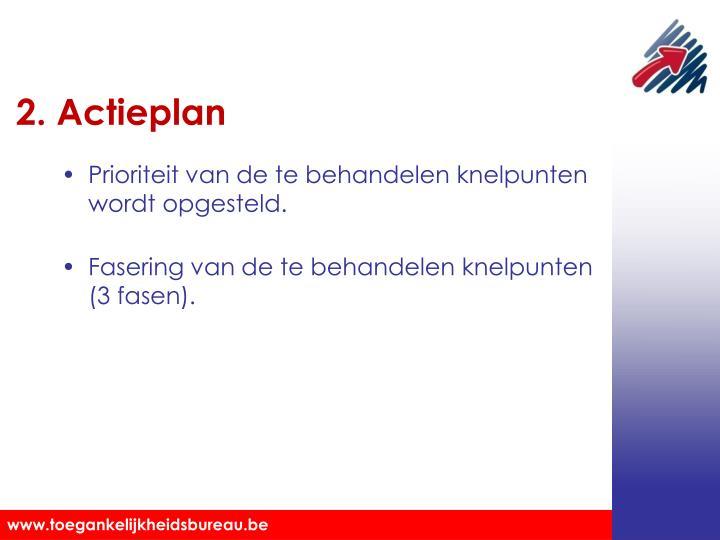2. Actieplan