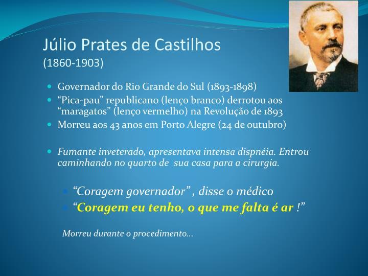 Júlio Prates de Castilhos