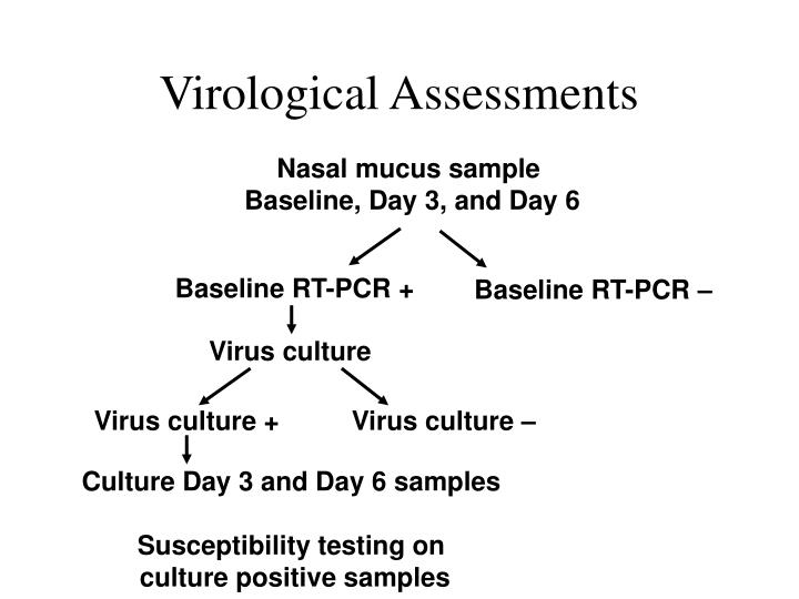 Virological Assessments