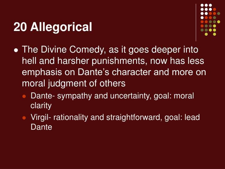 20 Allegorical