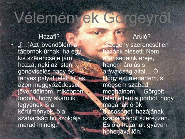 Hazafi?