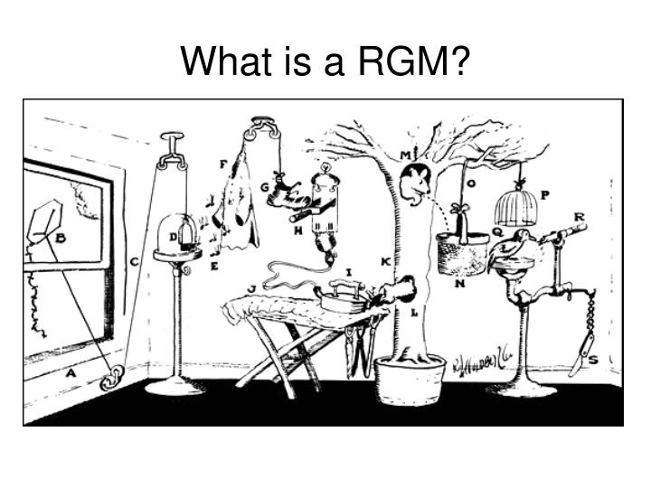 What is a RGM?