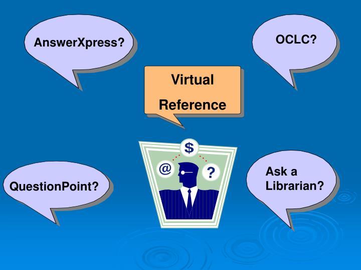 OCLC?