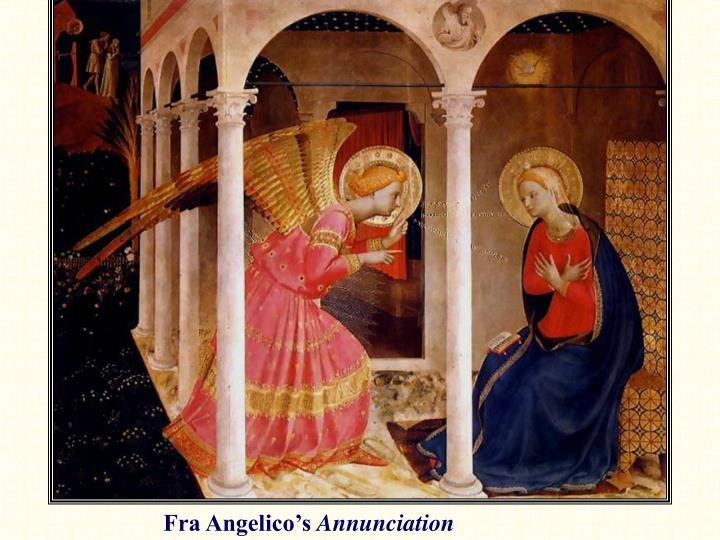 Fra Angelico's