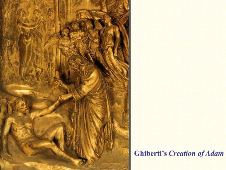 Ghiberti's