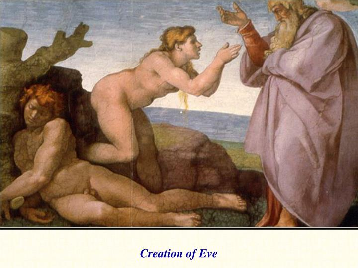 Creation of Eve