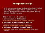antiepileptic drugs2