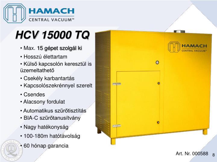 HCV 15000 TQ